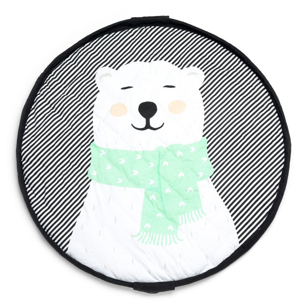 Polar Bear - Play & Go Soft, Toy Storage Bag